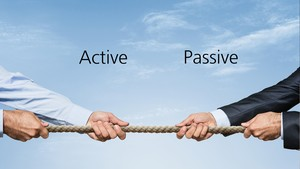 Active vs passive investing: alpha and beta go head to head