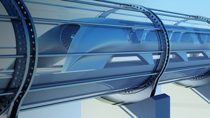 Hyperloop: designing the future of transport?